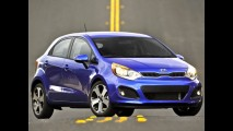 Kia Rio terá versão esportiva GT de 180 cv para encarar Fiesta ST