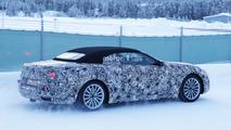 Next-gen BMW 6 Series Convertible spy photo