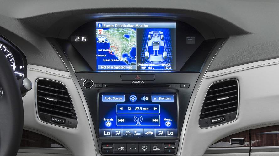 2017 Acura RLX Sport Hybrid
