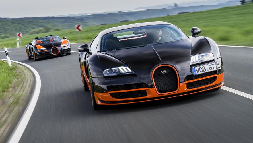 Bugatti terá programa de
