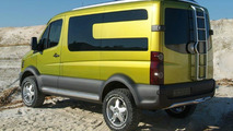VW Crafter Atacama Concept