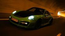 TechArt 997 GT Street Test Drive