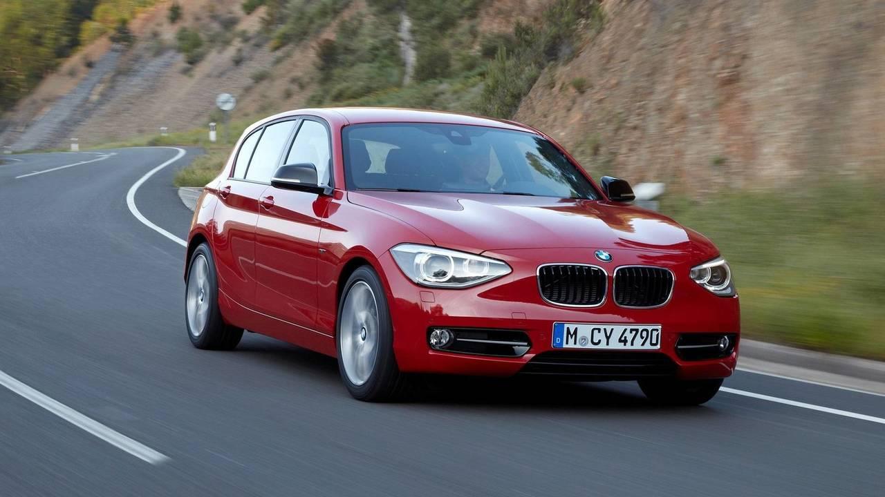 BMW 116i (F20) - PSA