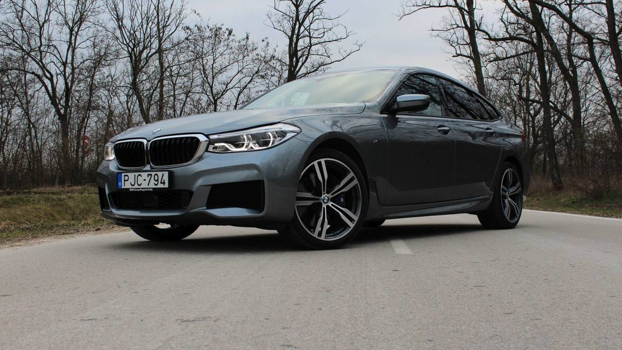 BMW 630d GT xDrive
