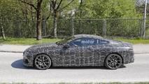 BMW Série 8 Coupe 2019 - Novos flagras
