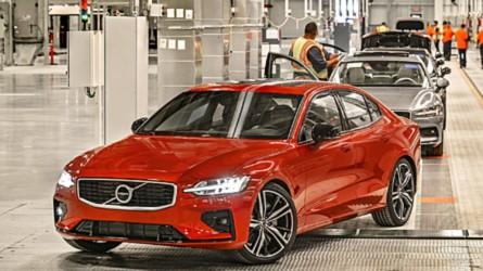 Yeni Volvo S60'ın resmi videoları yayınlandı