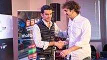 Umberto Scandola ai Motor1Days 2018