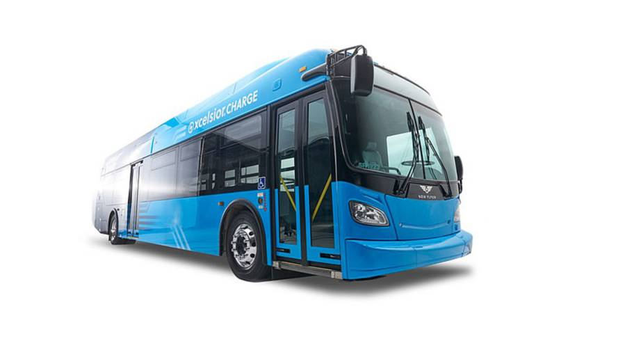 San Francisco's Bus Fleet Will Be All Electric By 2035