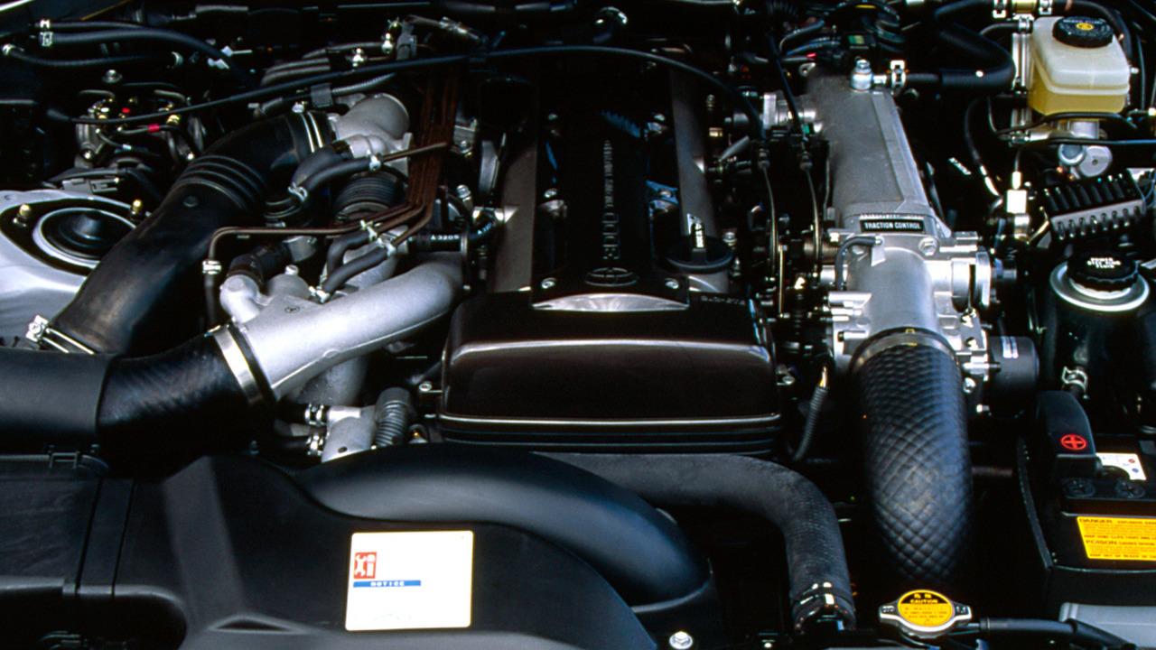 Toyota Supra IV (1993 - 2002)