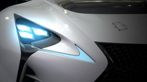 Lexus LF-LC GT Vision Gran Turismo teaser image