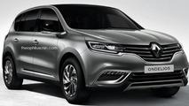 Renault Ondelios rendering / Theophilus Chin