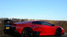 2009 Lamborghini Murcielago SuperVeloce
