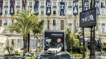 Mercedes AMG at the 2014 Cannes Film Festival