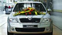 500,000th Skoda Octavia Produced