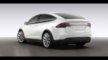 Tesla Model X Signature Series