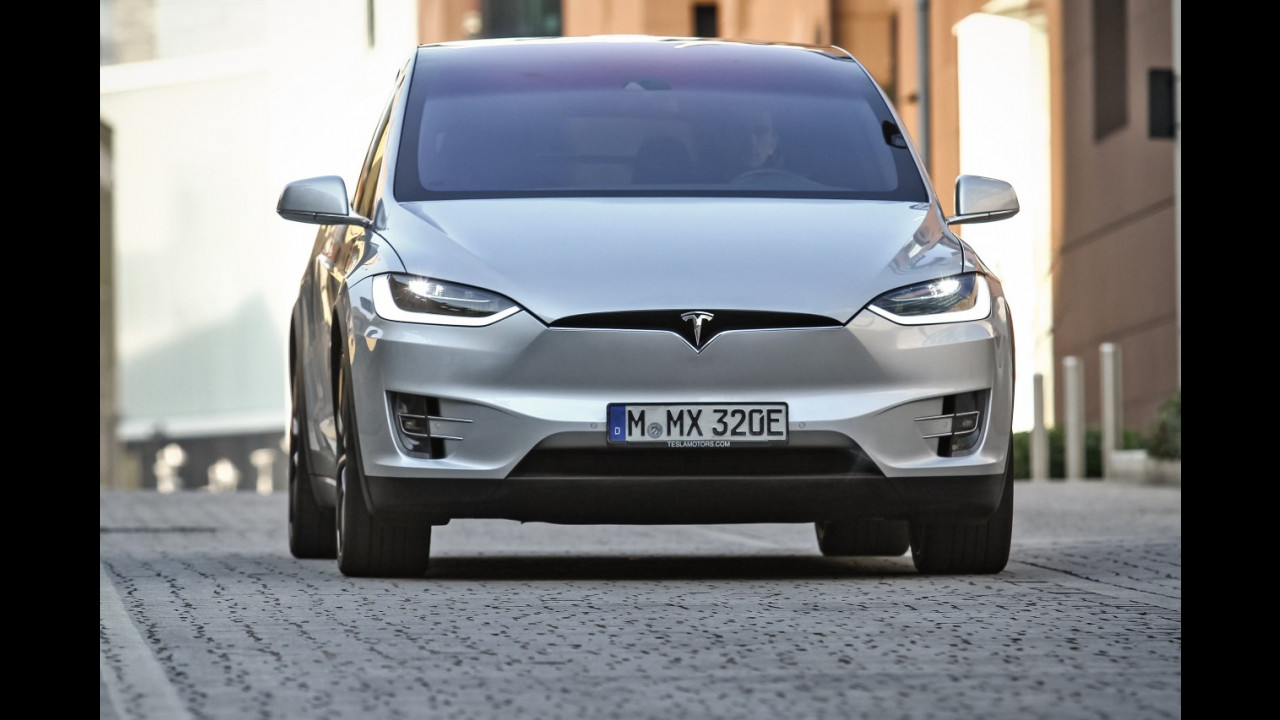 Tesla Model X, la nostra prova