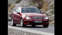 Mercedes C Sport Coupé
