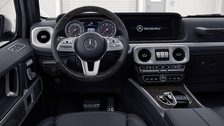 2018 Mercedes Classe G 2018