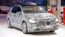Mercedes-Benz B-Class Spy Photos