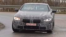 2019 BMW 8 Series Spy Photo