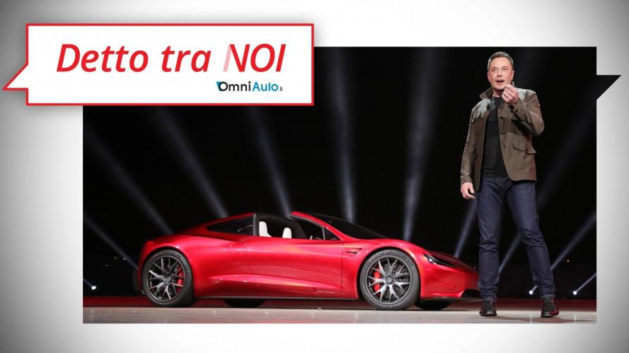 Tesla Roadster e Semi, le nuove armi di distrazione di Musk