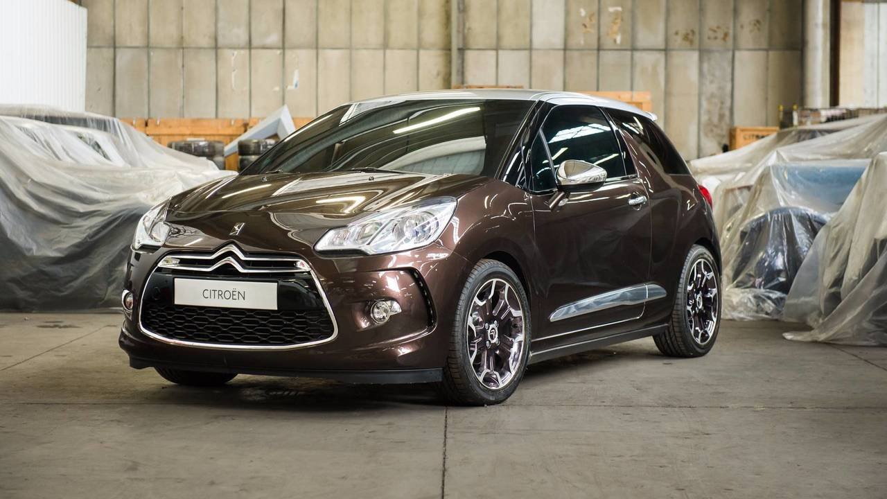 2009 Citroën DS 3 HDI 90