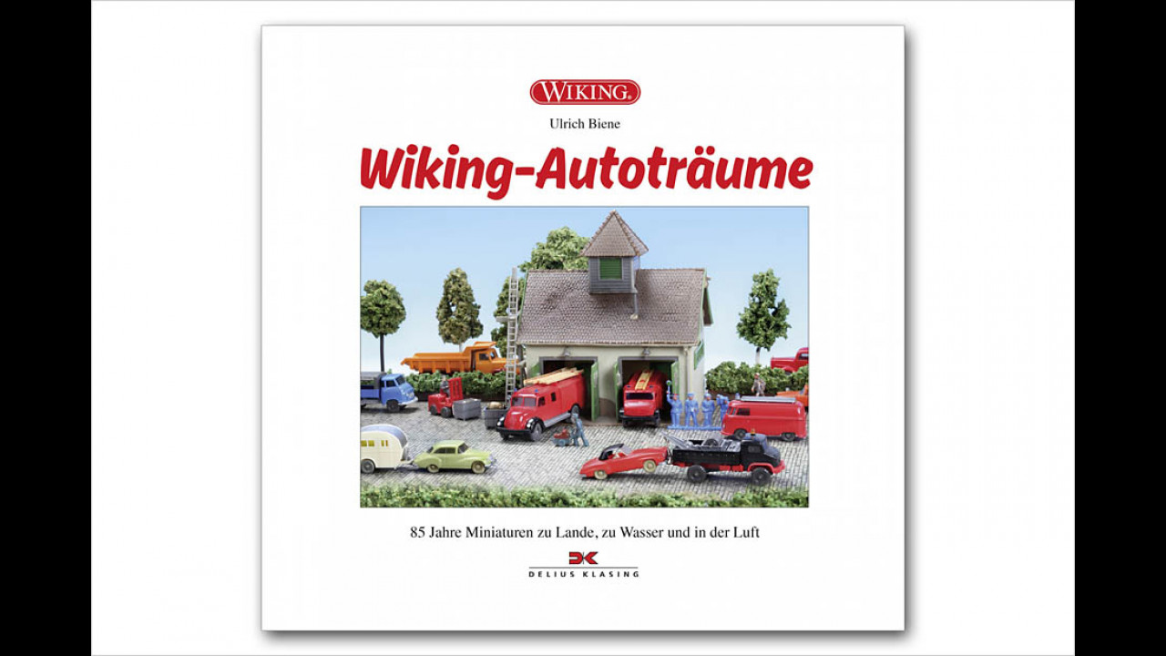 Biene: Wiking-Autoträume