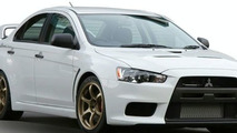 HKS Lancer EVO X First Photos