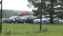 Hyundai Luxury Prototype Sedan Spied