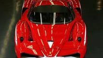 On-board video with a Ferrari FXX Evolution at Imola