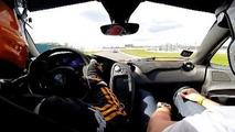 McLaren P1 onboard video