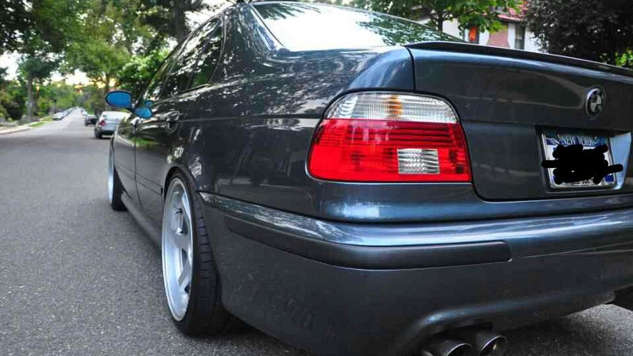 Toyota Supra-powered BMW M5 (E39) costs 22,000 USD [video]