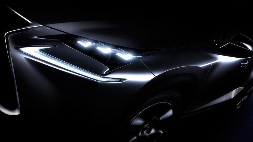 2015 Lexus NX luxury compact crossover teased