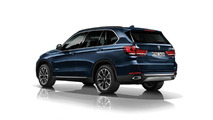 BMW introduces armored X5 Security Plus concept