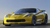 2015 Chevrolet Corvette Z06 leaked official image
