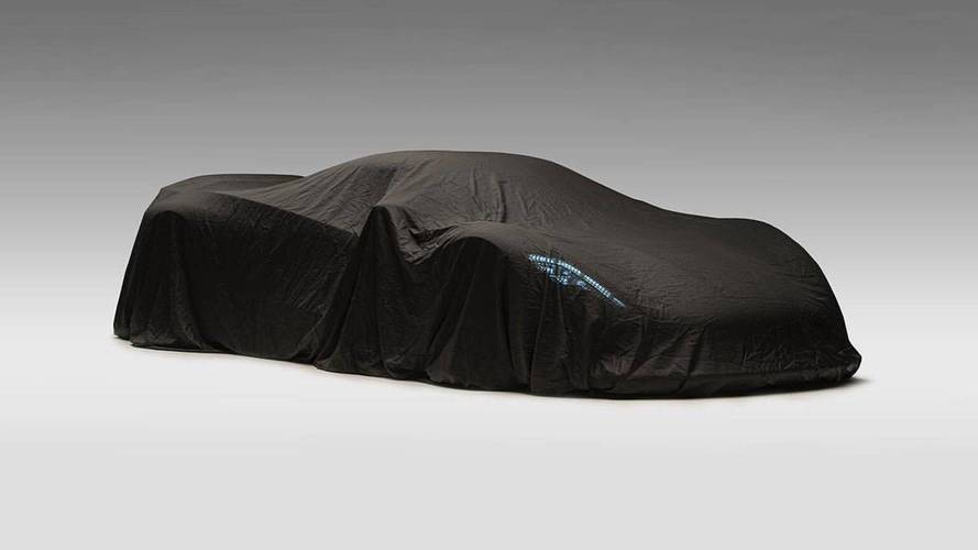 Hennessey Venom F5 teased before Wednesday launch