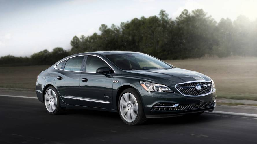 2018 Buick LaCrosse Avenir Will Set You Back $45,795