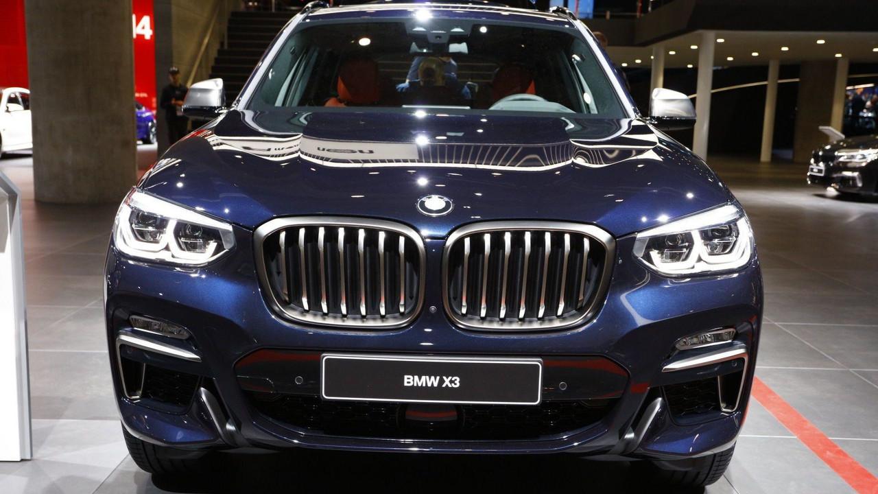 2018 bmw usa x3. fine 2018 2018 bmw x3 m40i at frankfurt motor show to bmw usa x3