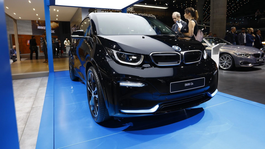 BMW i3 Poised For Another Battery Upgrade