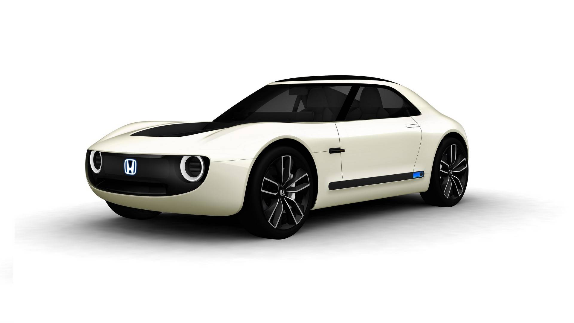 Honda Sports EV Concept Is A Retro Modern Adorable Sports Car