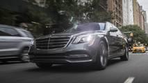 2018 Mercedes-Benz S450: Review