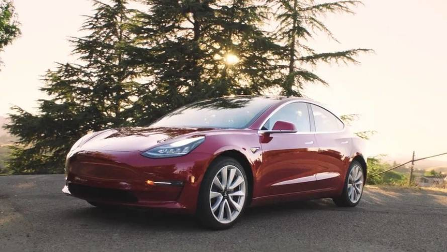 Tesla Puts Out New Video Of Model 3