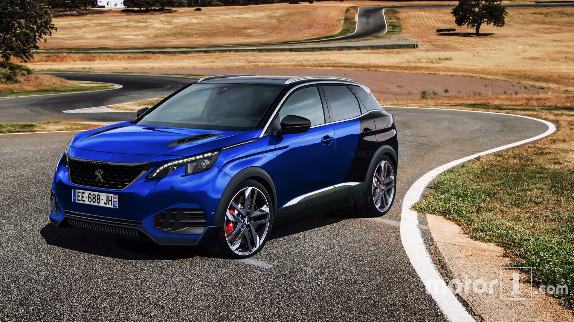 peugeot set to confirm new 3008 gti. Black Bedroom Furniture Sets. Home Design Ideas