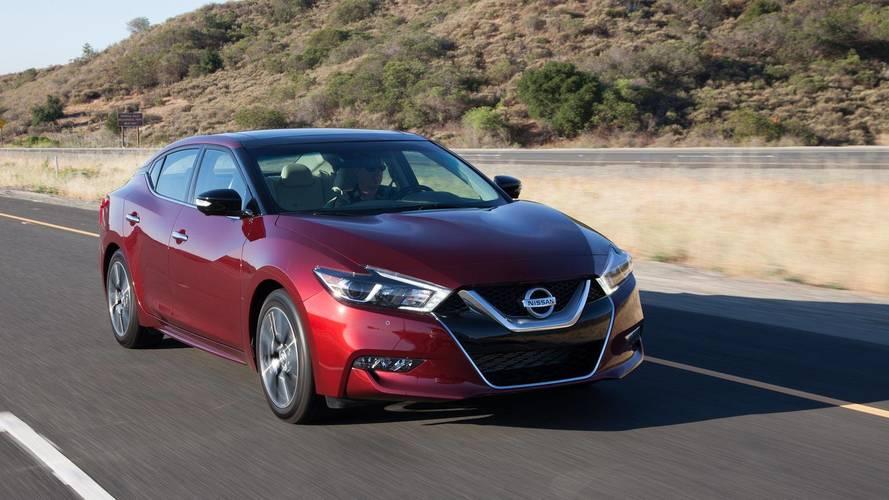 2018 Nissan Maxima Gets Minor Updates, Price Increase