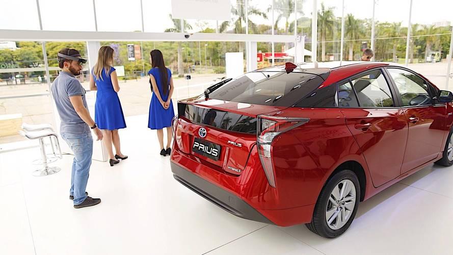 Toyota inaugura exposição Hybrid House para divulgar tecnologia no Brasil