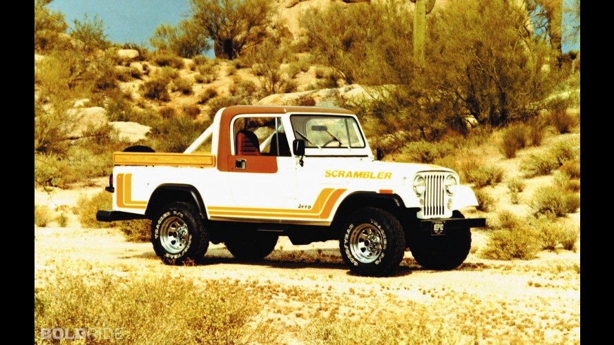 Jeep Scrambler CJ-8