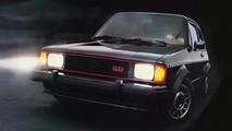 1983 VW Rabbit GTI