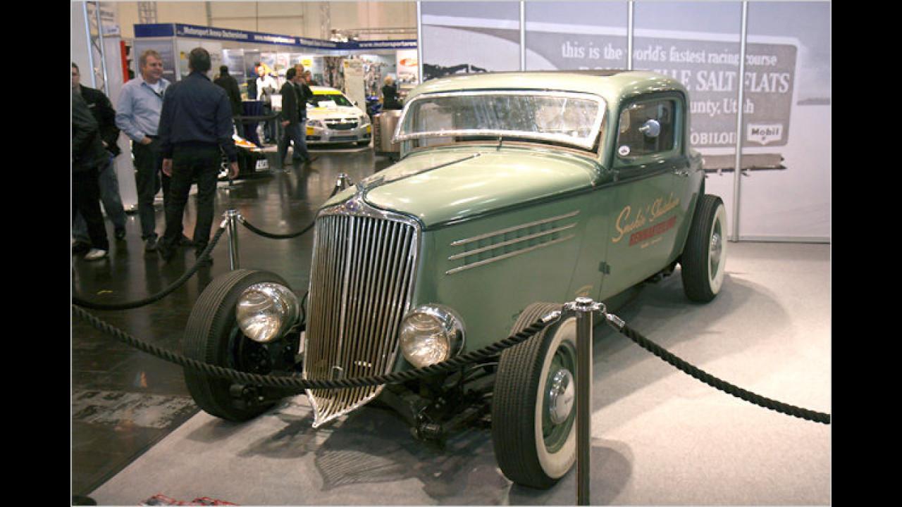 1934 Graham-Paige 3-Window Coupé