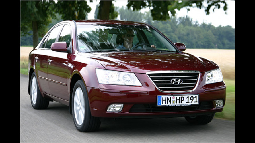 Hyundai entwickelt seinen ersten Benzindirekteinspritzer