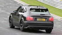 2017 Bentley Bentayga Speed spy photo
